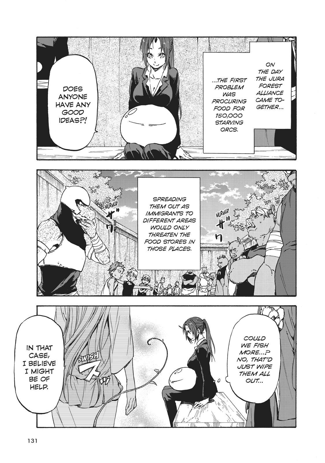 Tensei shitara Slime Datta Ken, Chapter 27 image 003
