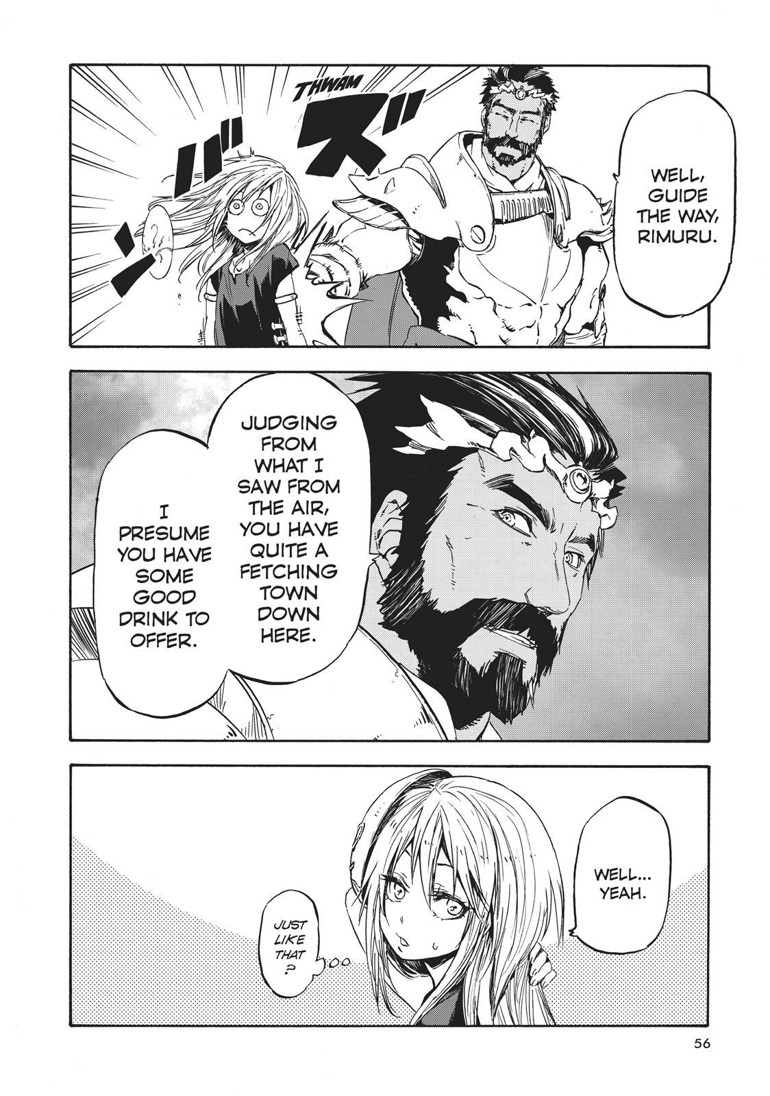 Tensei shitara Slime Datta Ken, Chapter 28 image 055