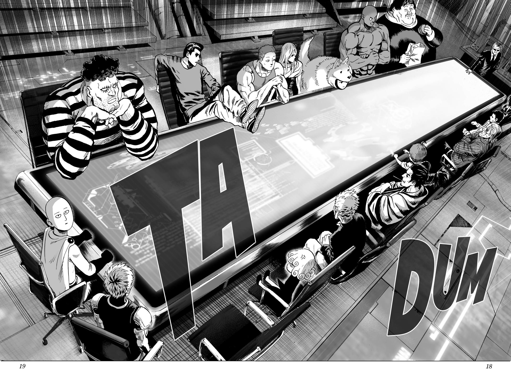 One-Punch Man, Chapter 30 image 019