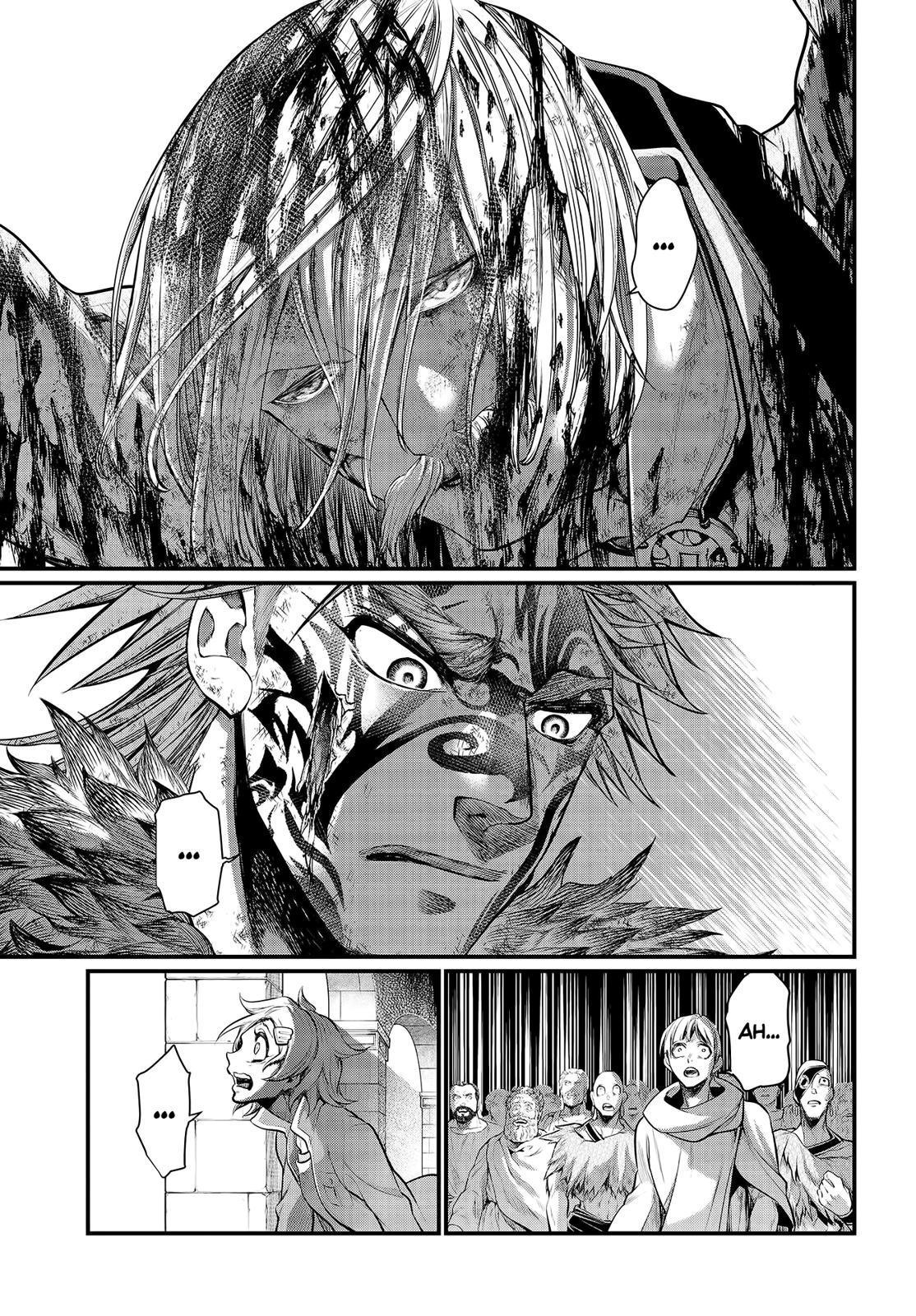 Shuumatsu no Valkyrie, Chapter 29 image 038