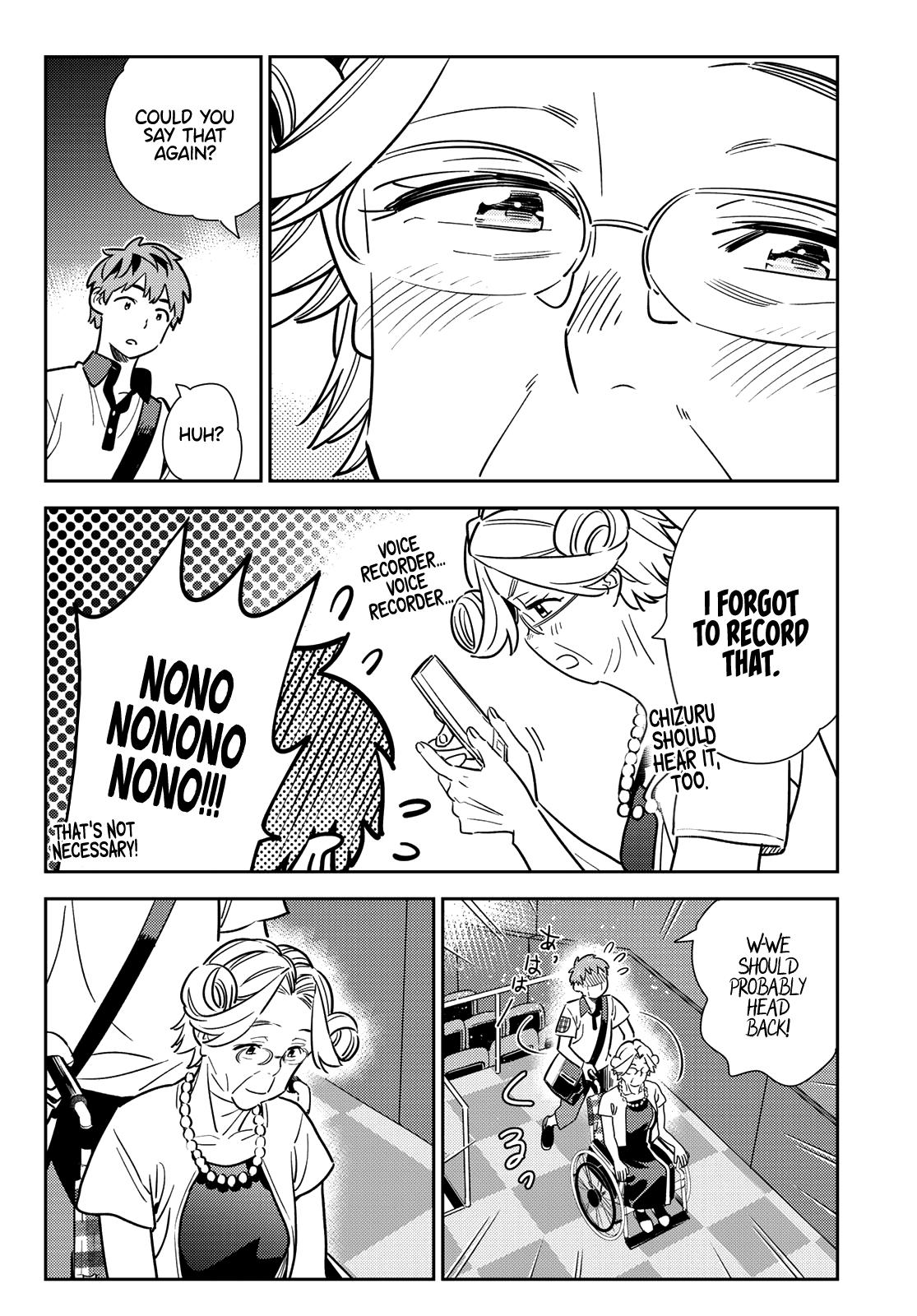 Kanojo Okarishimasu, Chapter 145 image 018