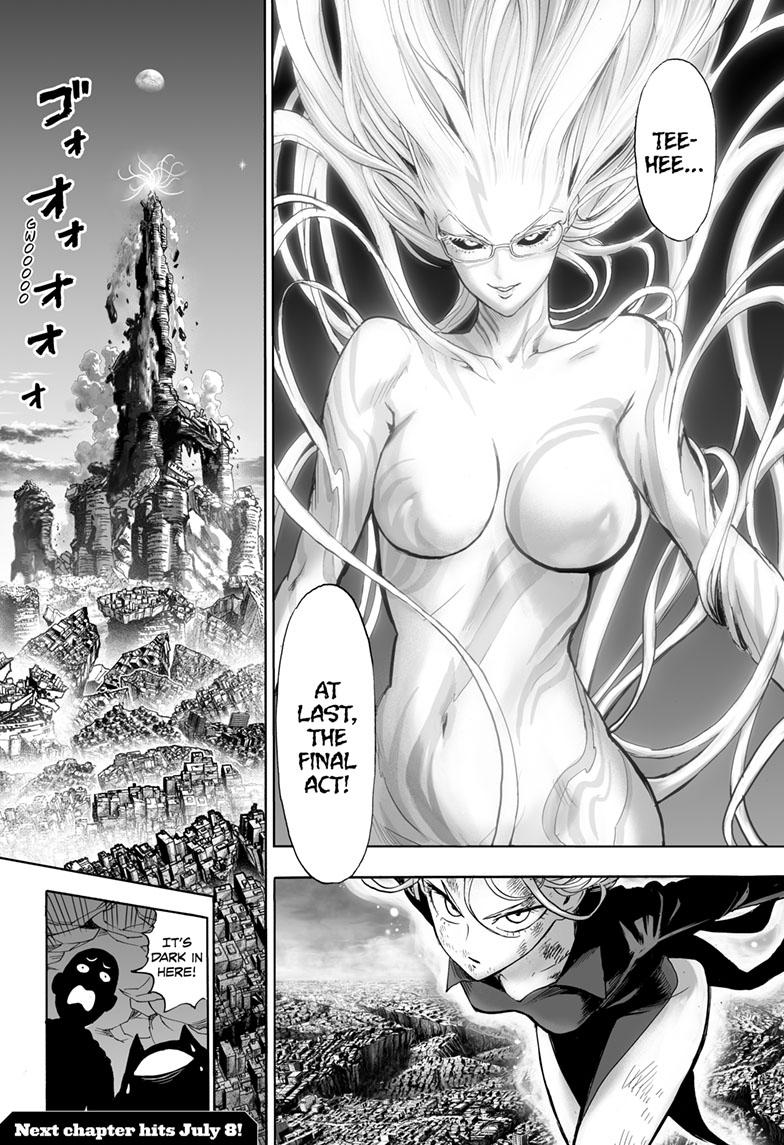 One-Punch Man, Chapter 128 image 024