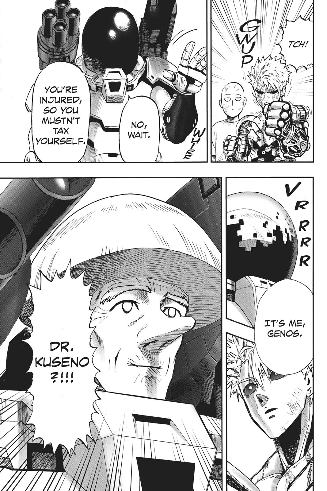 One-Punch Man, Chapter 90 image 018