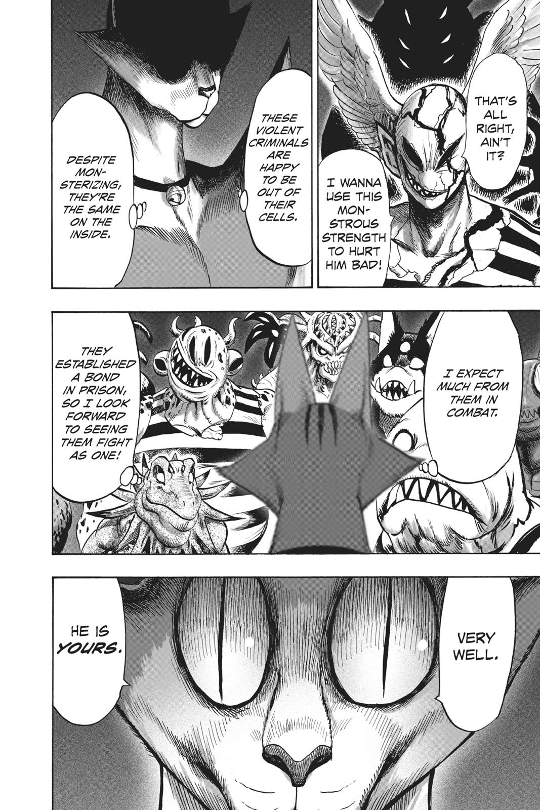 One-Punch Man, Chapter 90 image 050