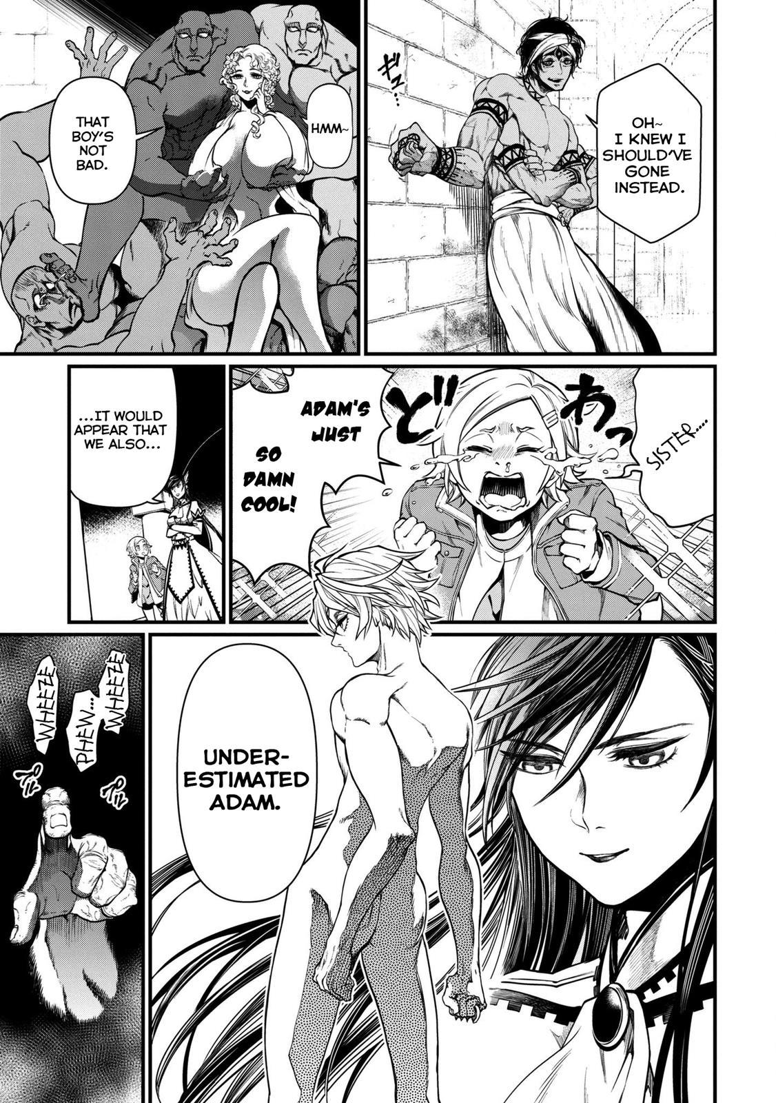 Shuumatsu no Valkyrie, Chapter 11 image 005