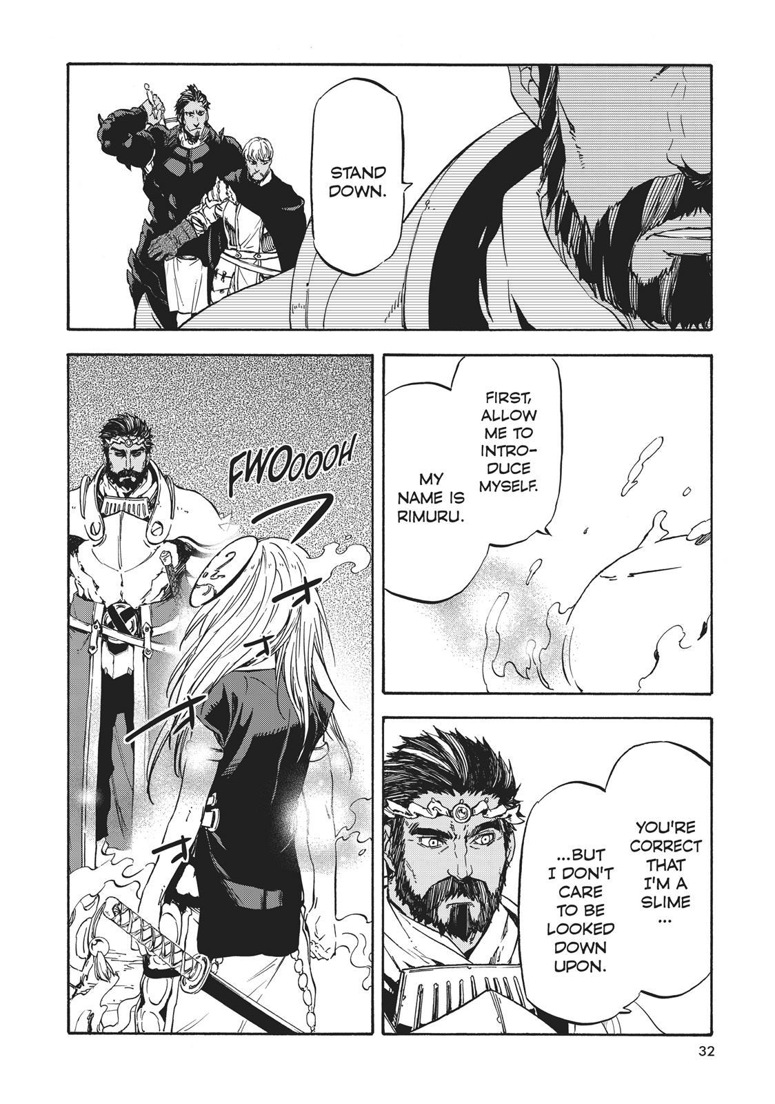Tensei shitara Slime Datta Ken, Chapter 28 image 031