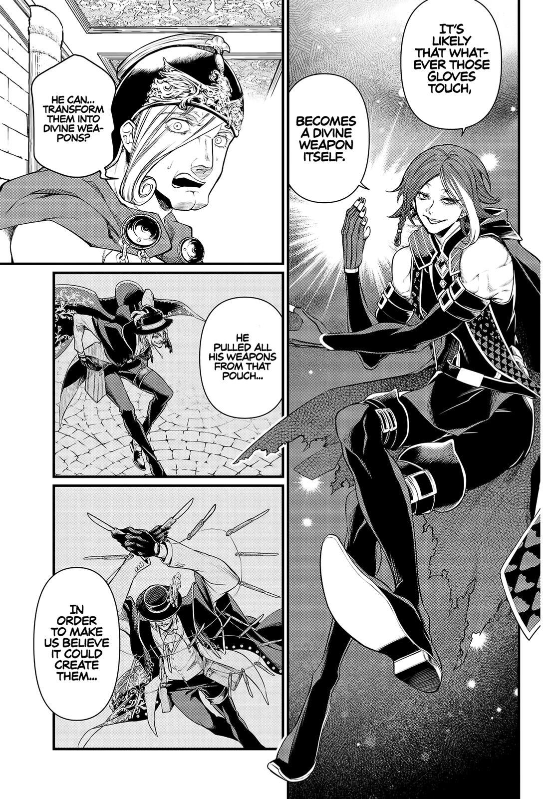 Shuumatsu no Valkyrie, Chapter 26 image 012