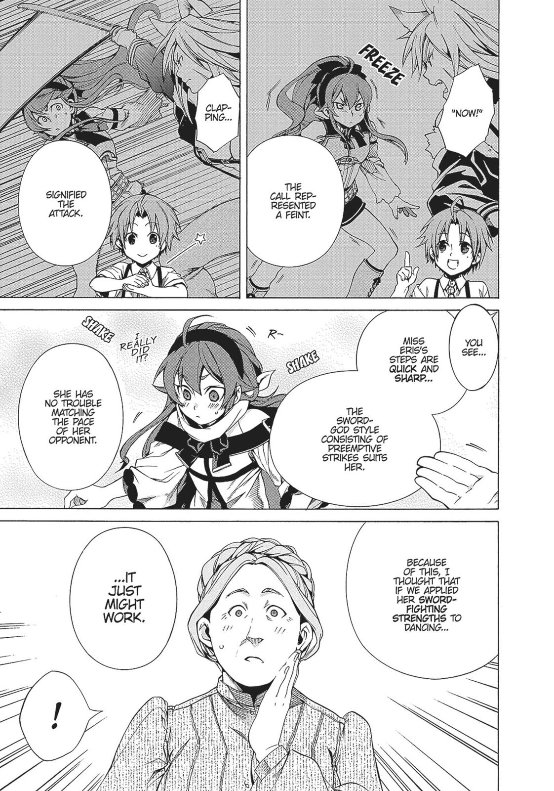 Mushoku Tensei, Chapter 10 image 021
