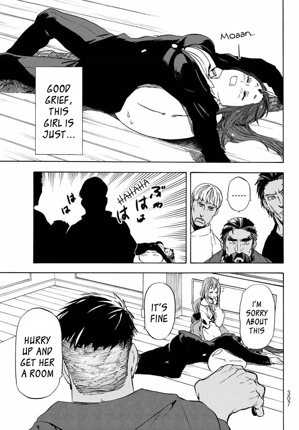 Tensei shitara Slime Datta Ken, Chapter 41 image 032