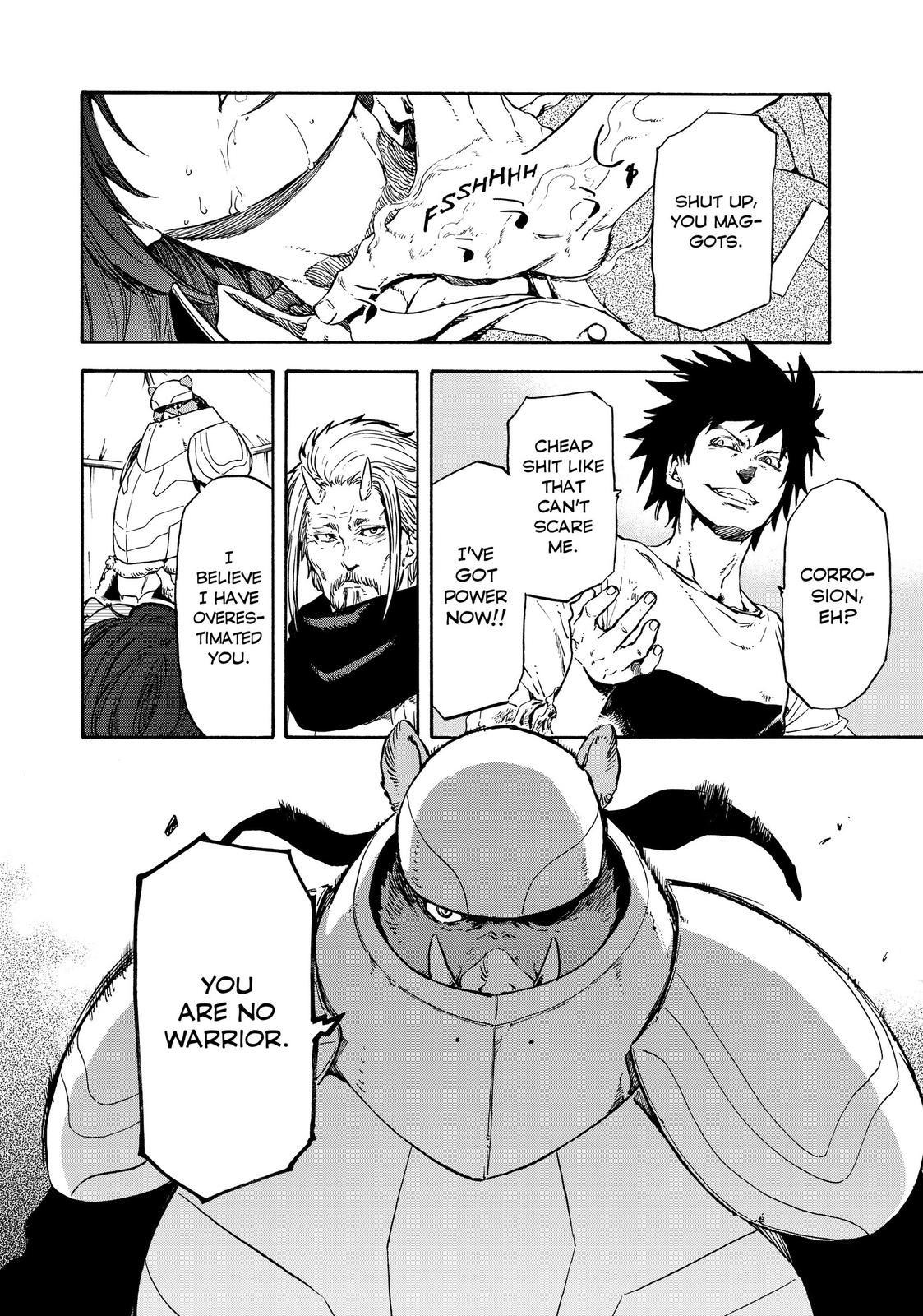 Tensei shitara Slime Datta Ken, Chapter 64 image 052