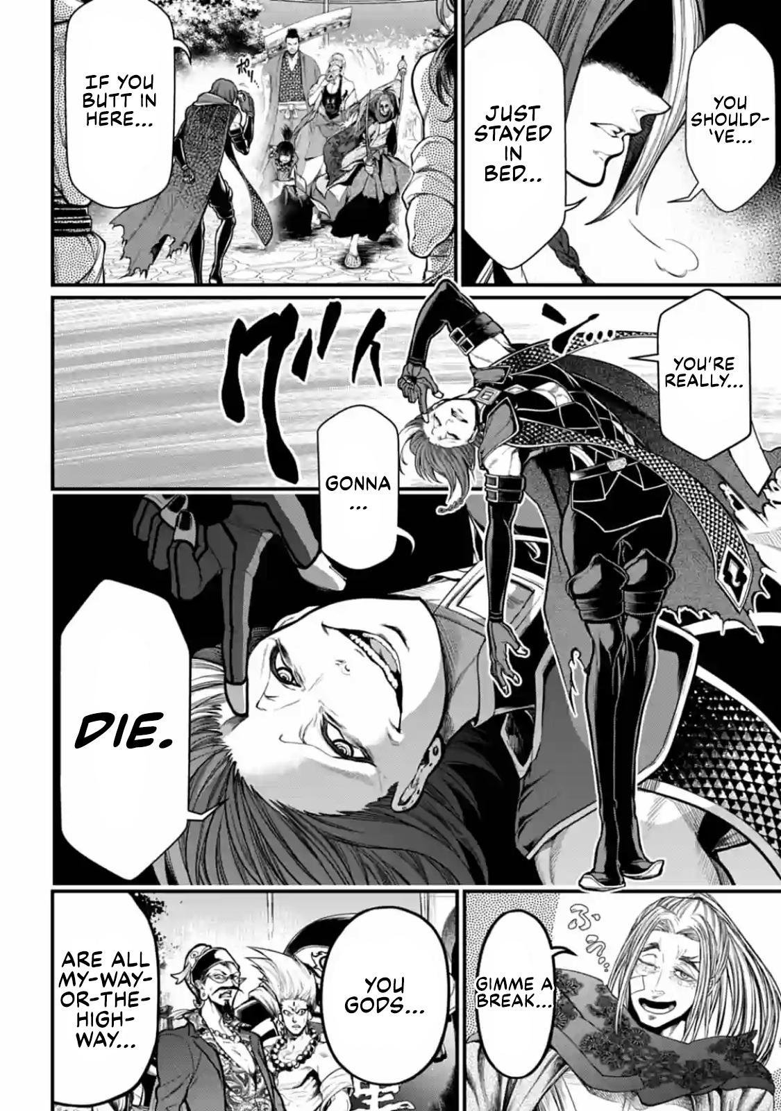 Shuumatsu no Valkyrie, Chapter 34 image 004