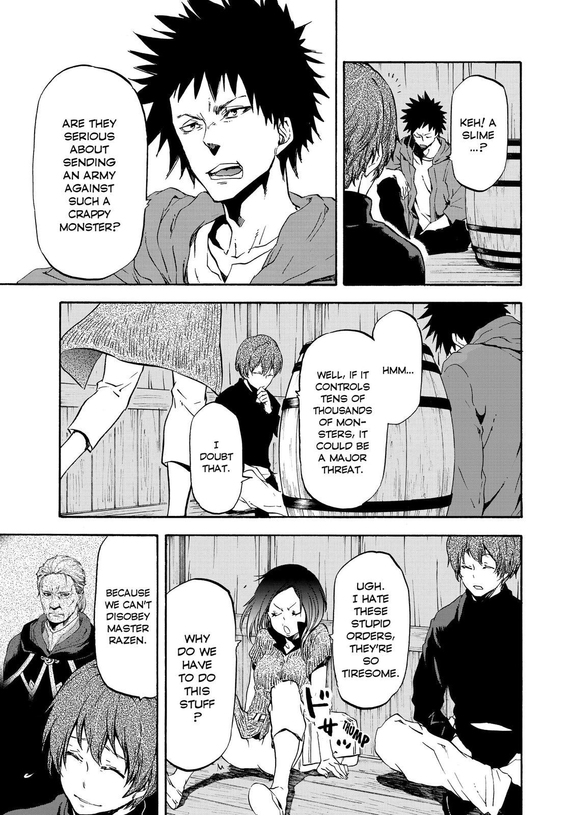 Tensei shitara Slime Datta Ken, Chapter 56 image 023