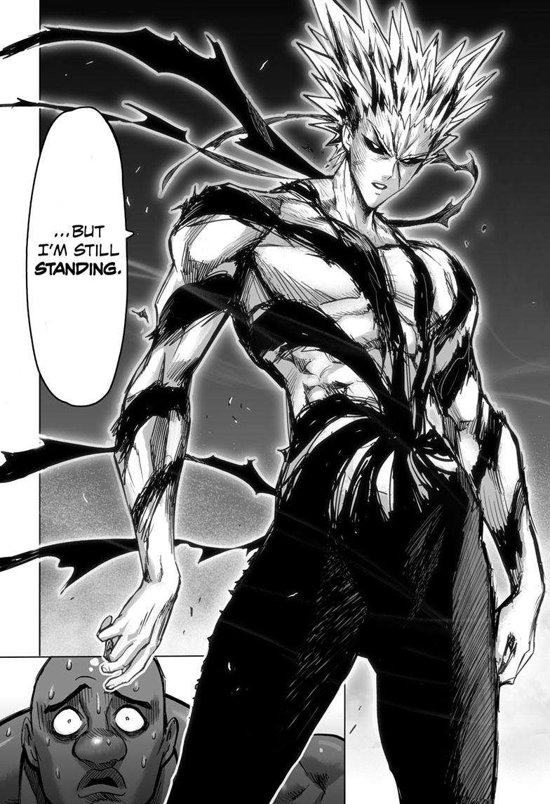 One-Punch Man, Chapter 127 image 007