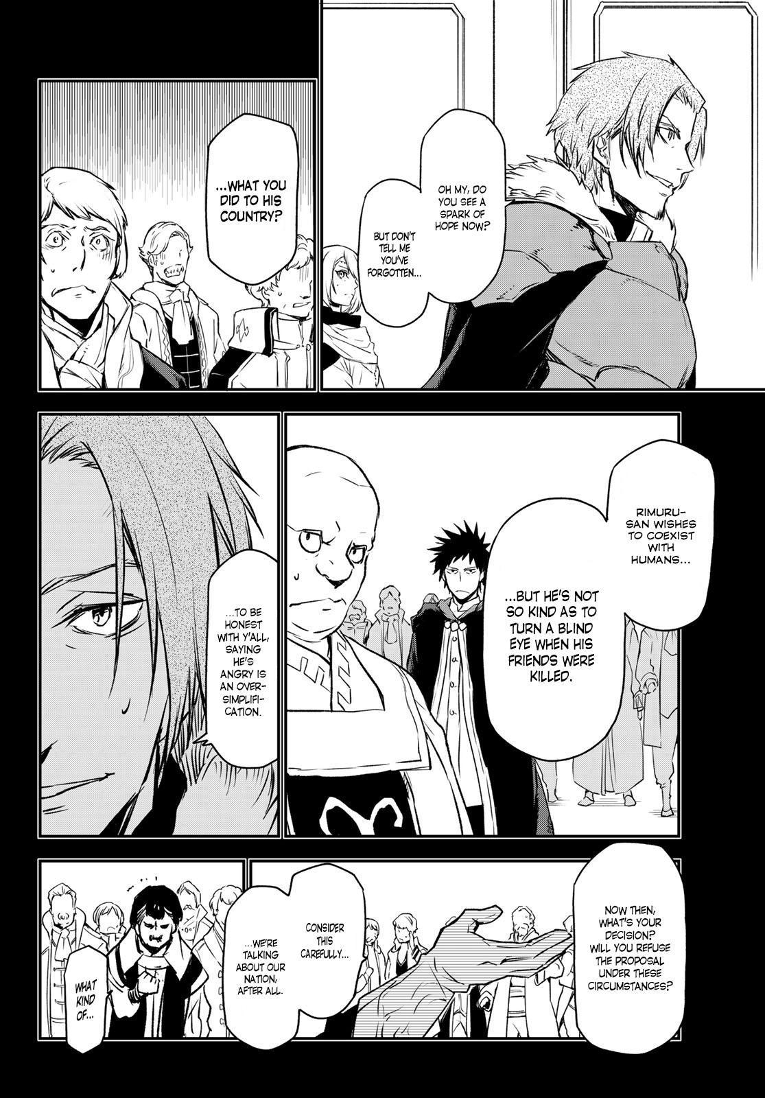 Tensei shitara Slime Datta Ken, Chapter 88 image 16