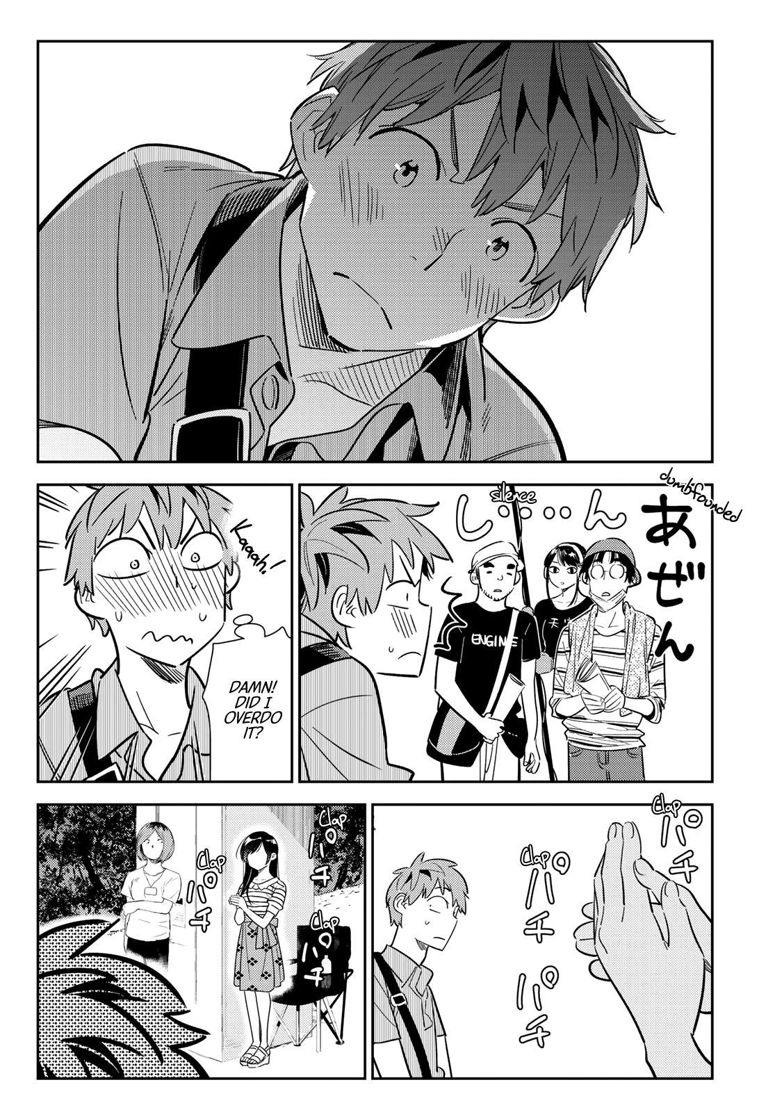 Kanojo Okarishimasu, Chapter 128 image 018