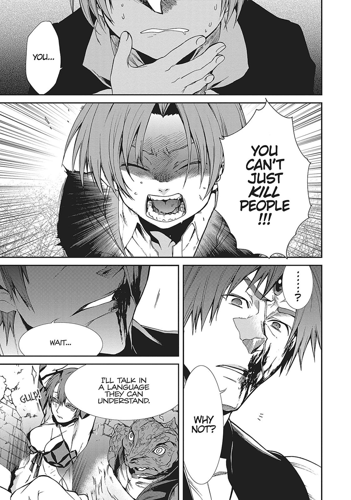 Mushoku Tensei, Chapter 23 image 018