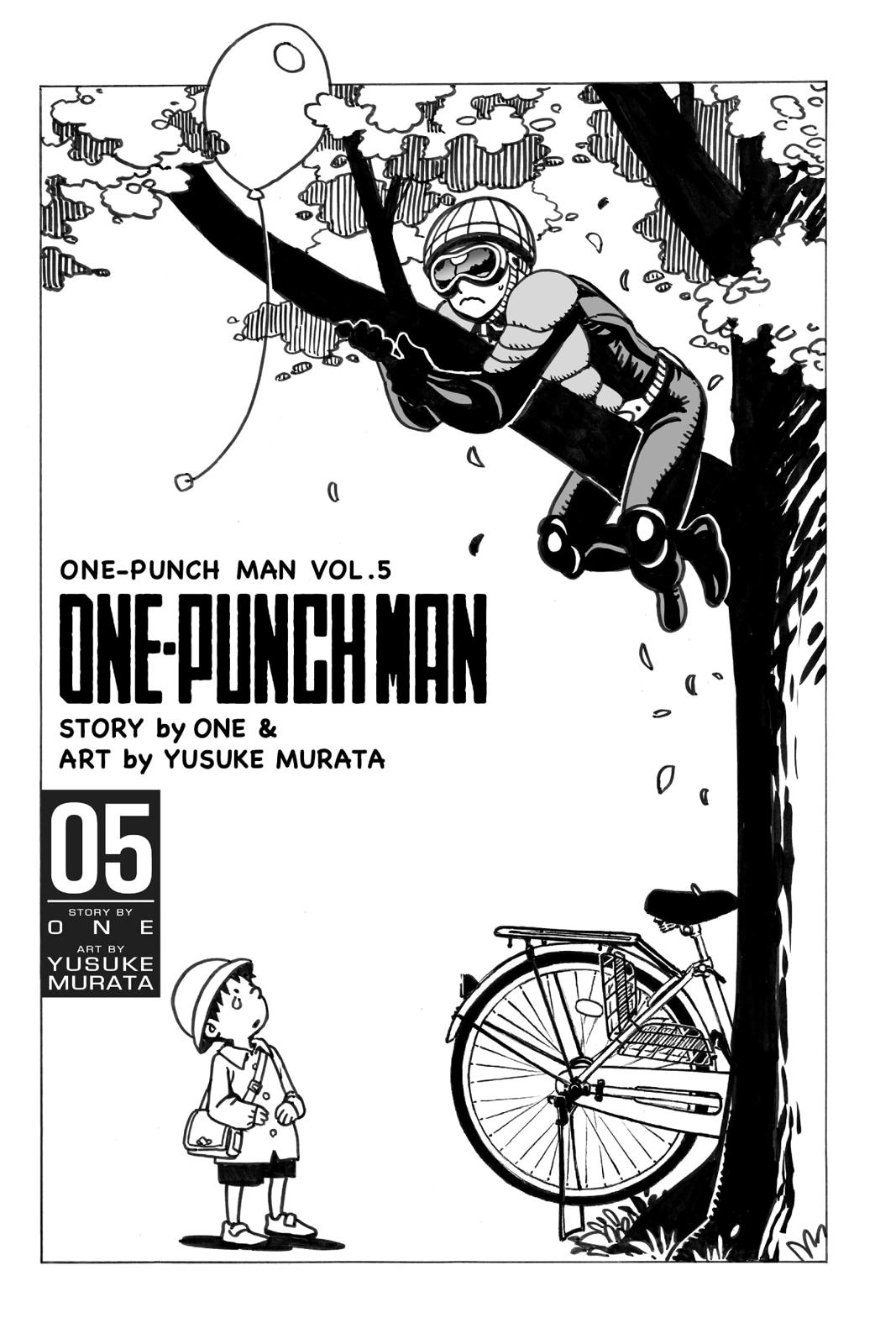 One-Punch Man, Chapter 25 image 004