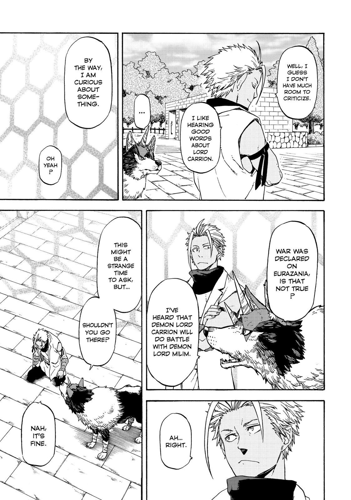 Tensei shitara Slime Datta Ken, Chapter 68 image 029