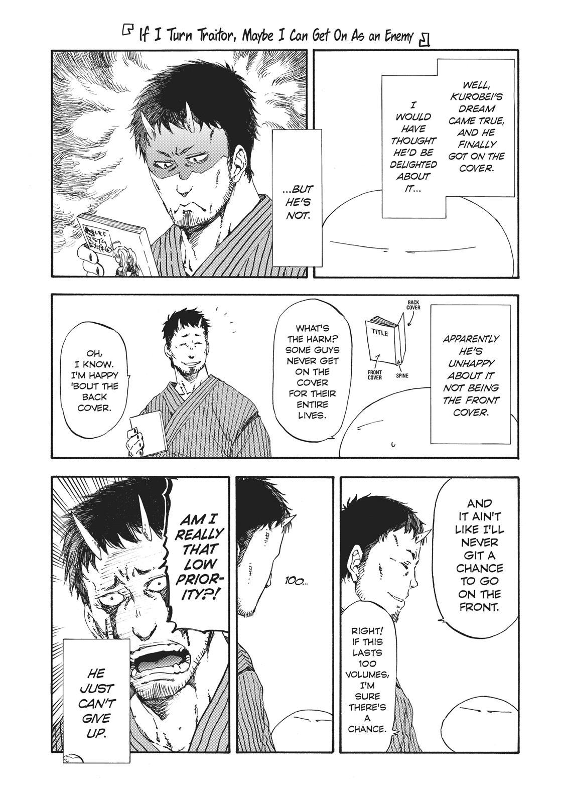 Tensei shitara Slime Datta Ken, Chapter 31.5 image 034