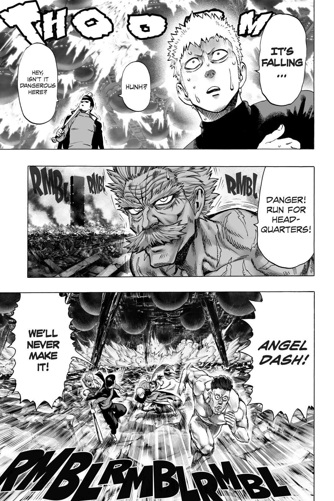 One-Punch Man, Chapter 37 image 004