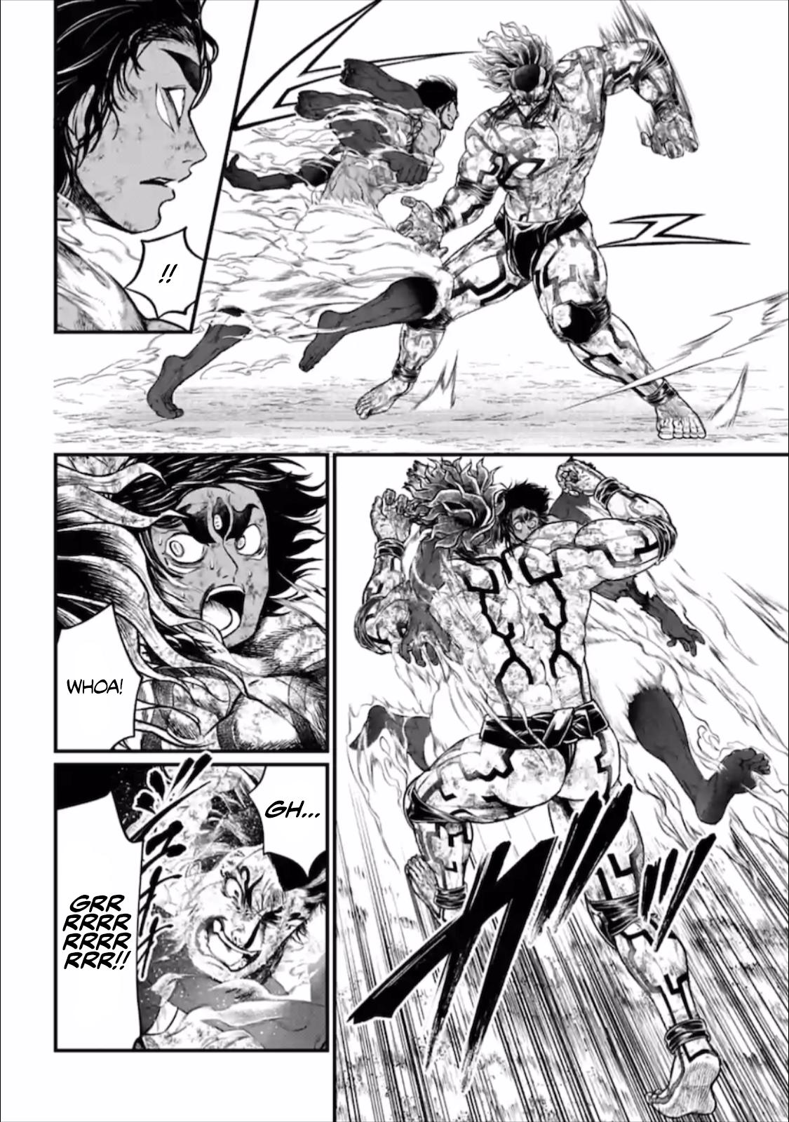 Shuumatsu no Valkyrie, Chapter 41 image 015