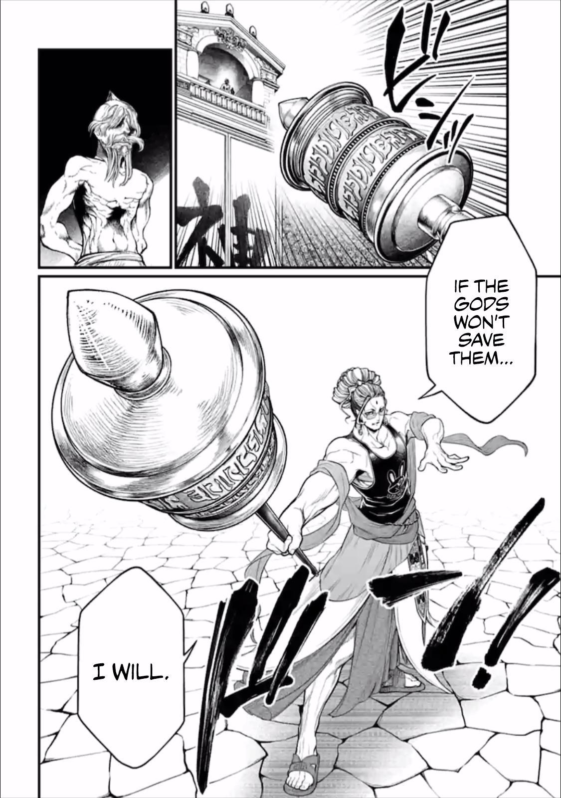 Shuumatsu no Valkyrie, Chapter 43 image 042