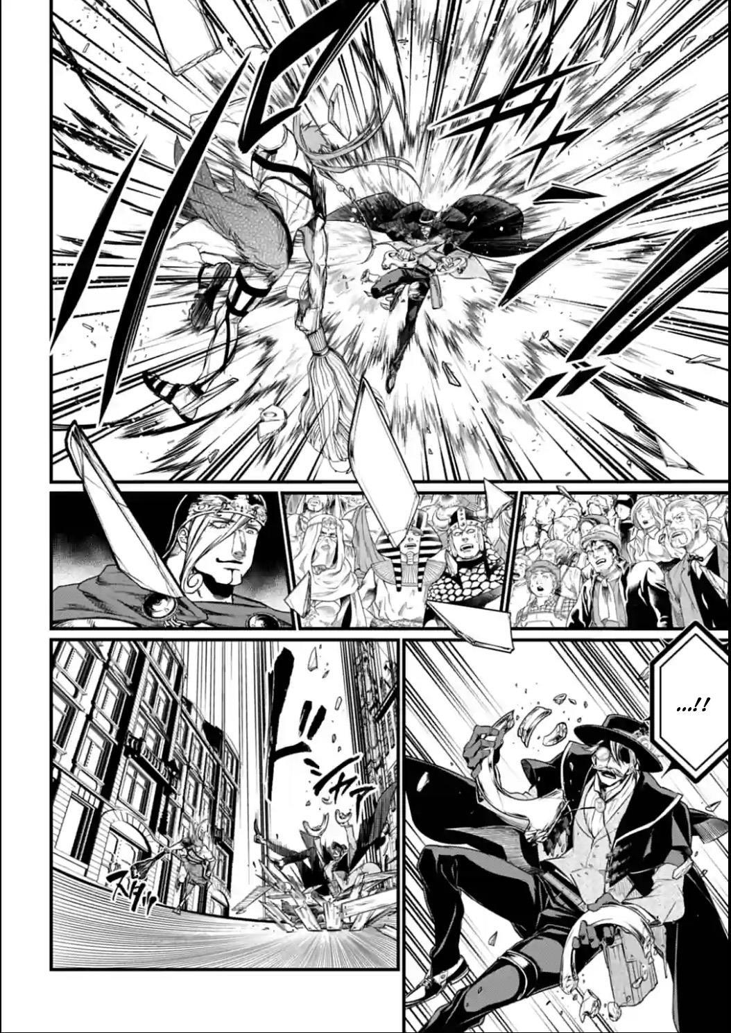 Shuumatsu no Valkyrie, Chapter 21 image 032
