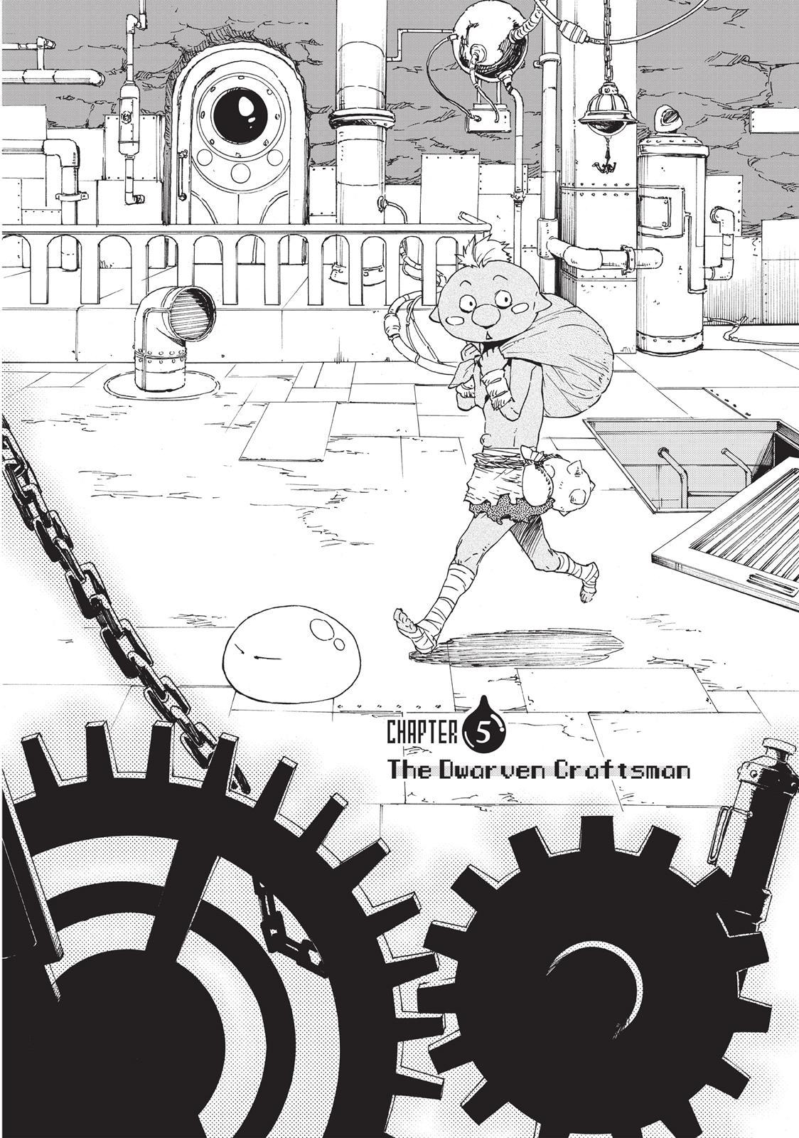 Tensei shitara Slime Datta Ken, Chapter 5 image 002