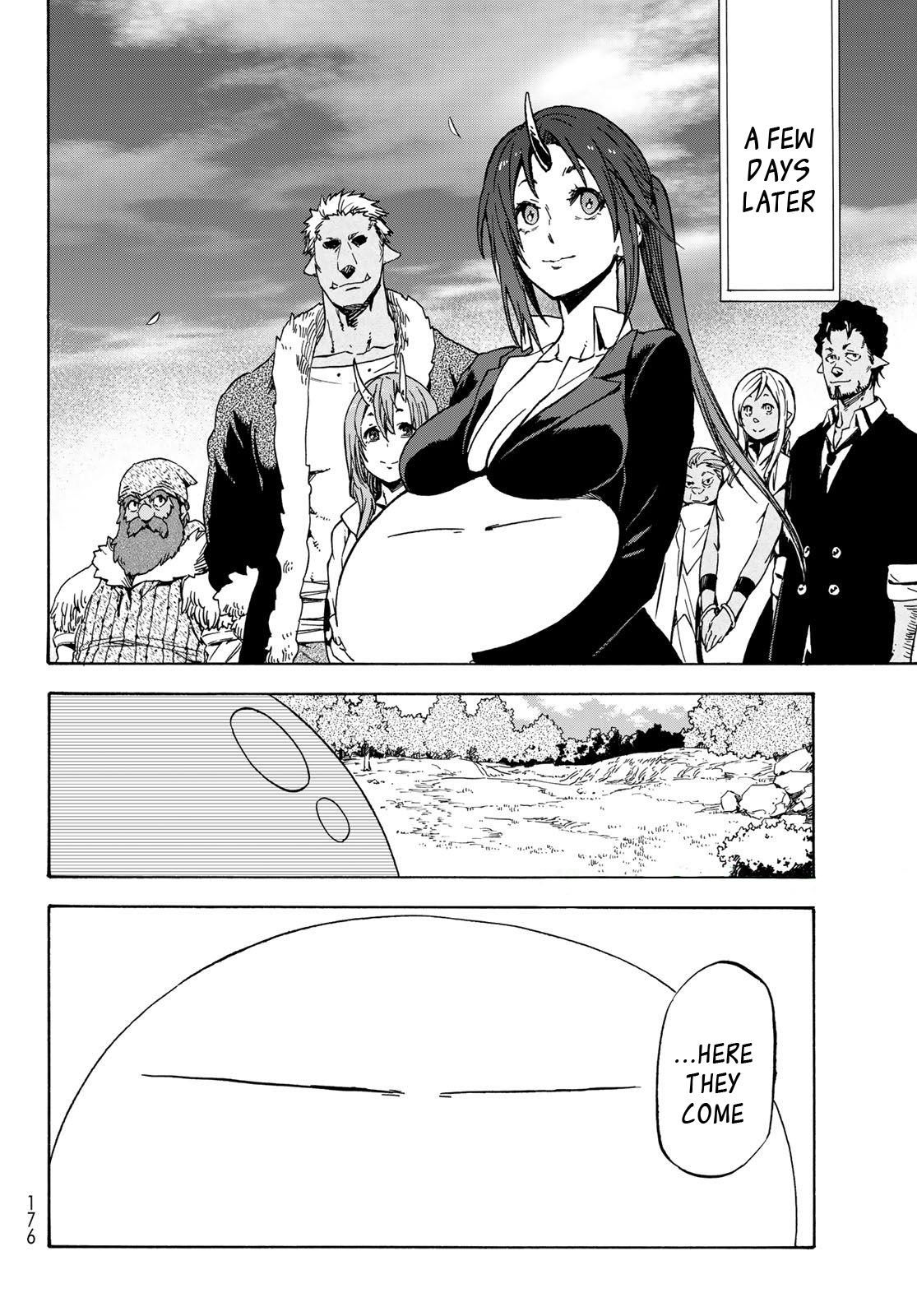 Tensei shitara Slime Datta Ken, Chapter 40 image 021