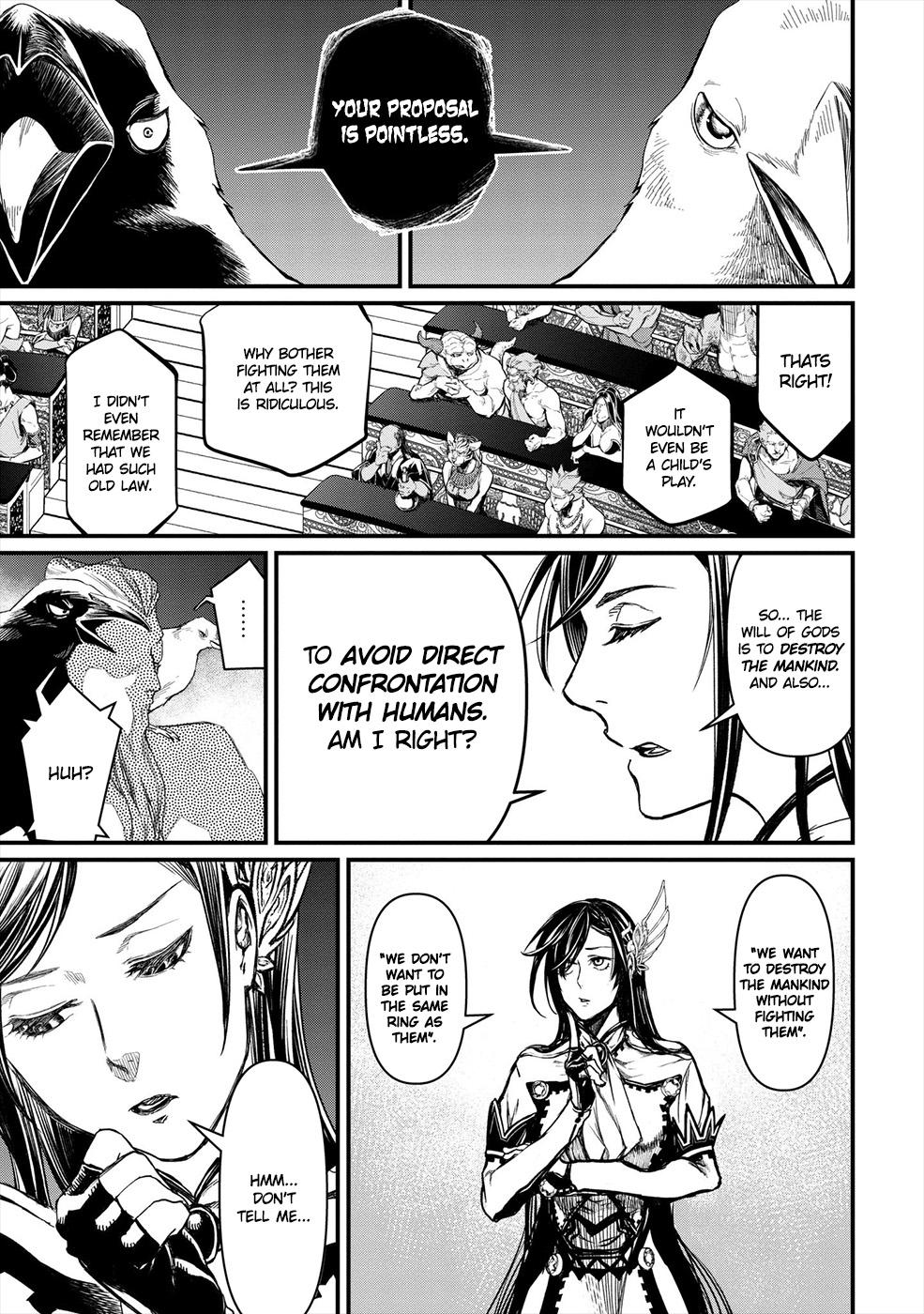 Shuumatsu no Valkyrie, Chapter 1 image 026