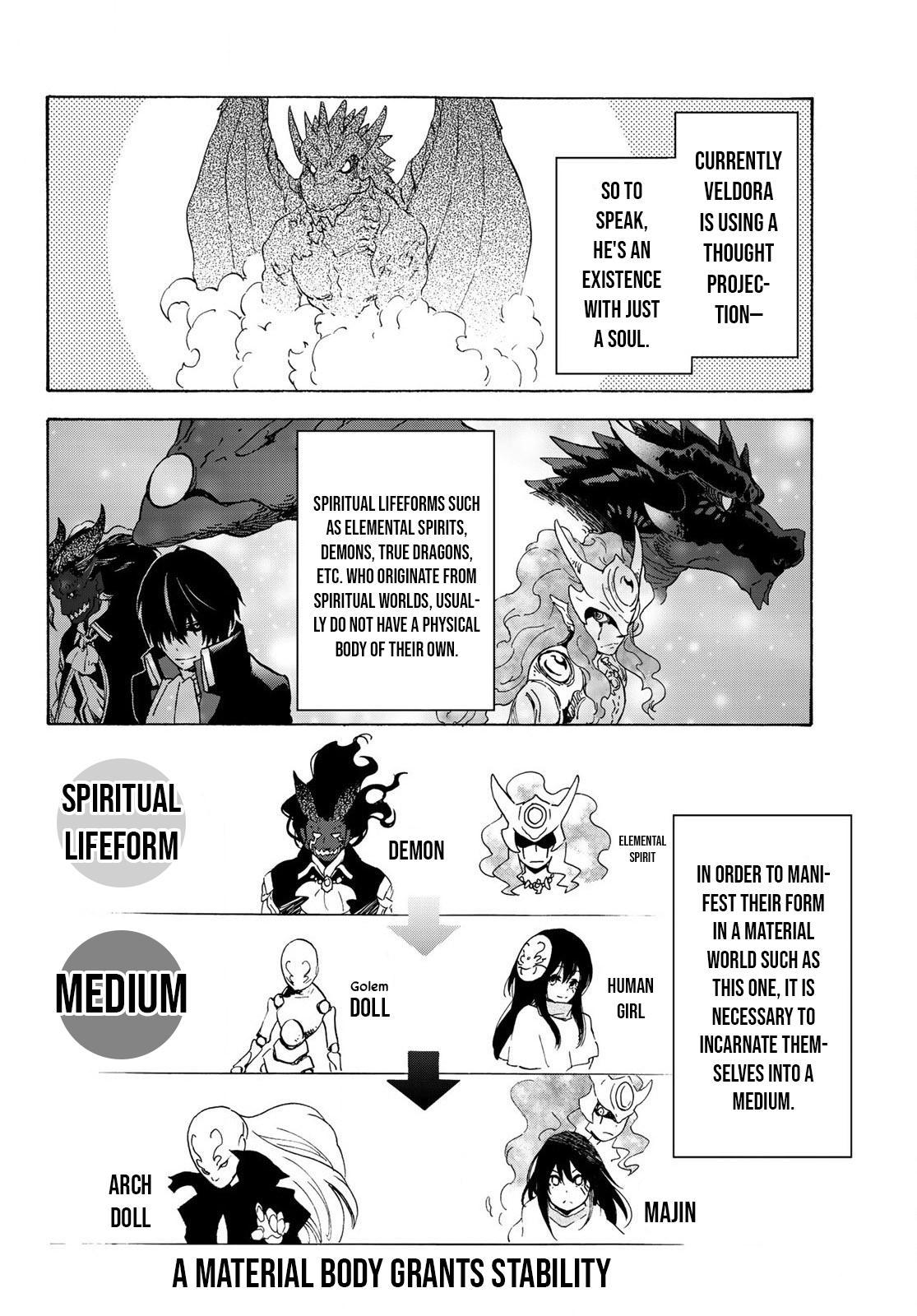 Tensei shitara Slime Datta Ken, Chapter 71 image 025