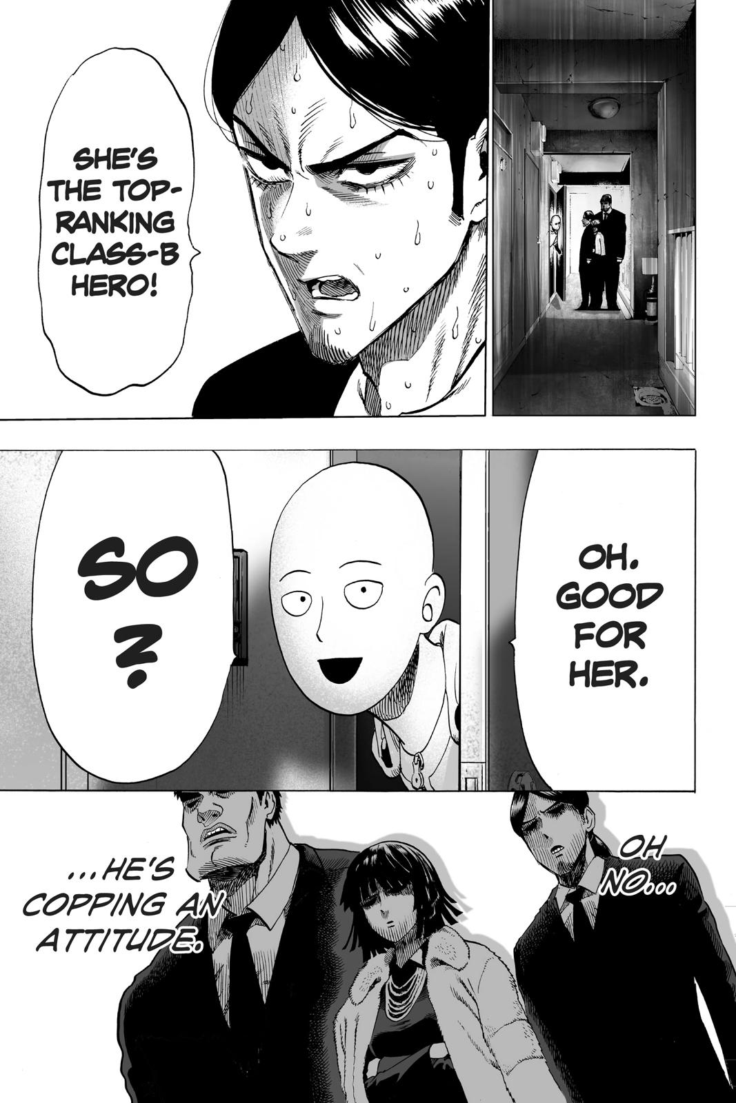 One-Punch Man, Chapter 42 image 014