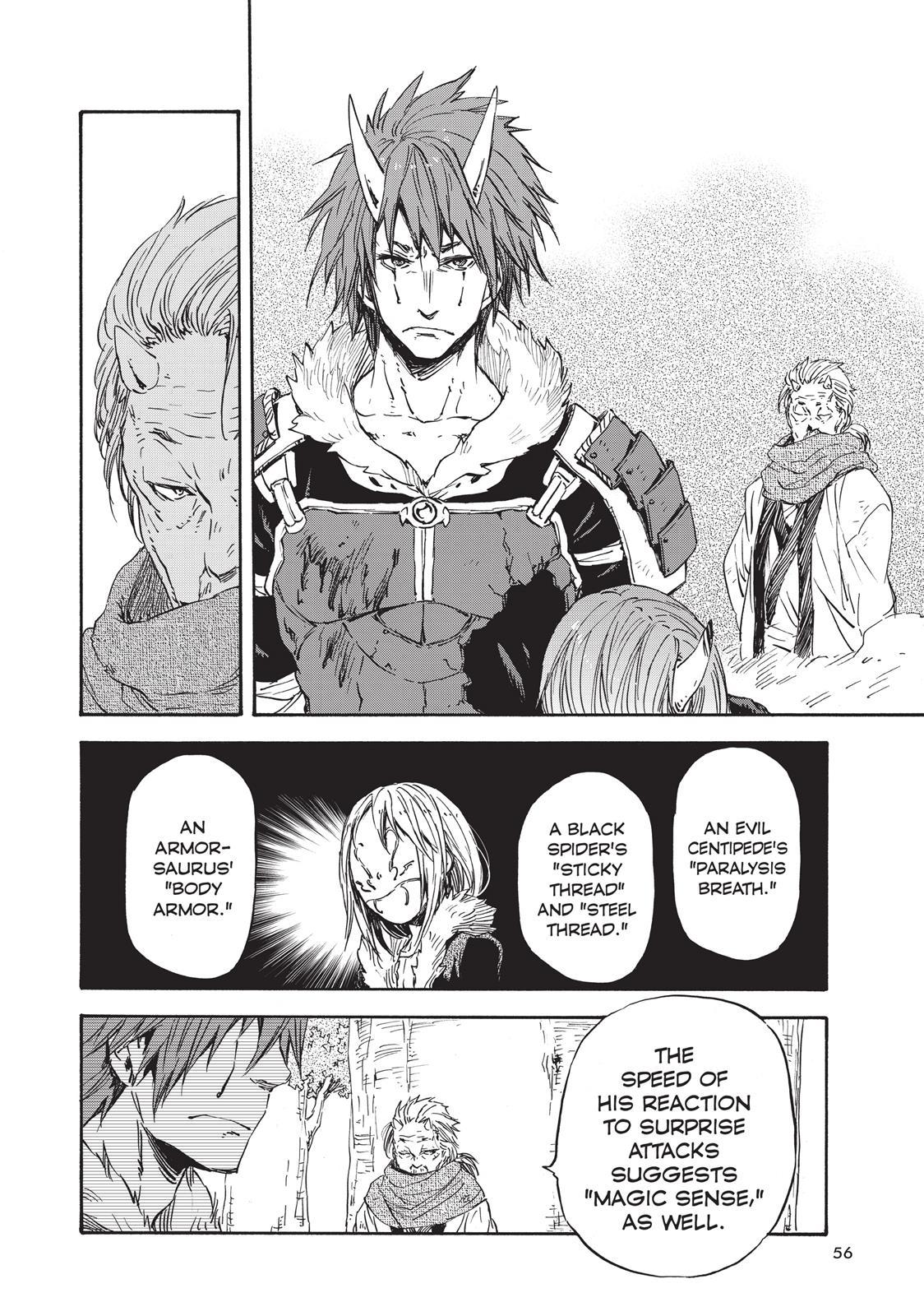 Tensei shitara Slime Datta Ken, Chapter 13 image 018