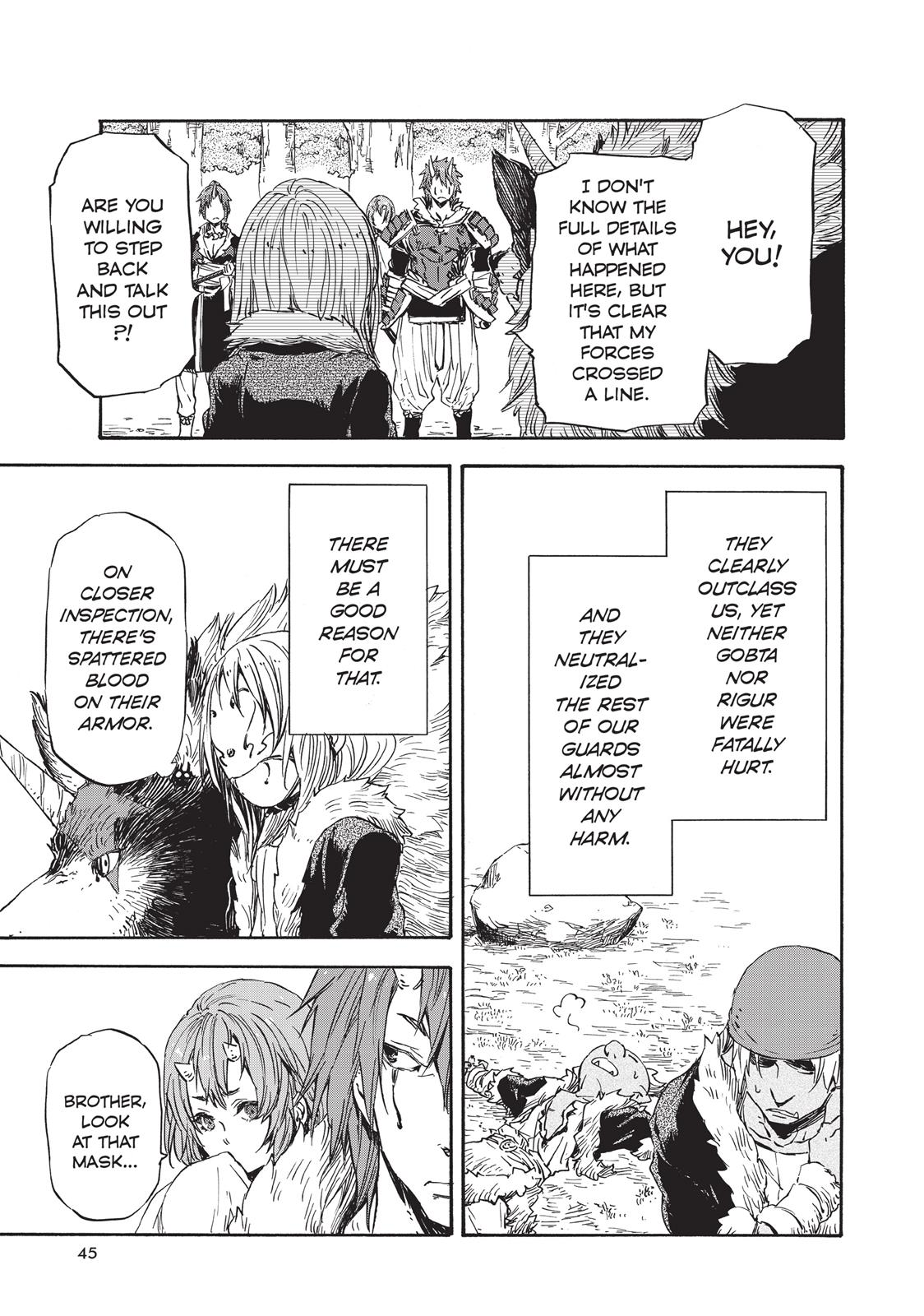 Tensei shitara Slime Datta Ken, Chapter 13 image 007