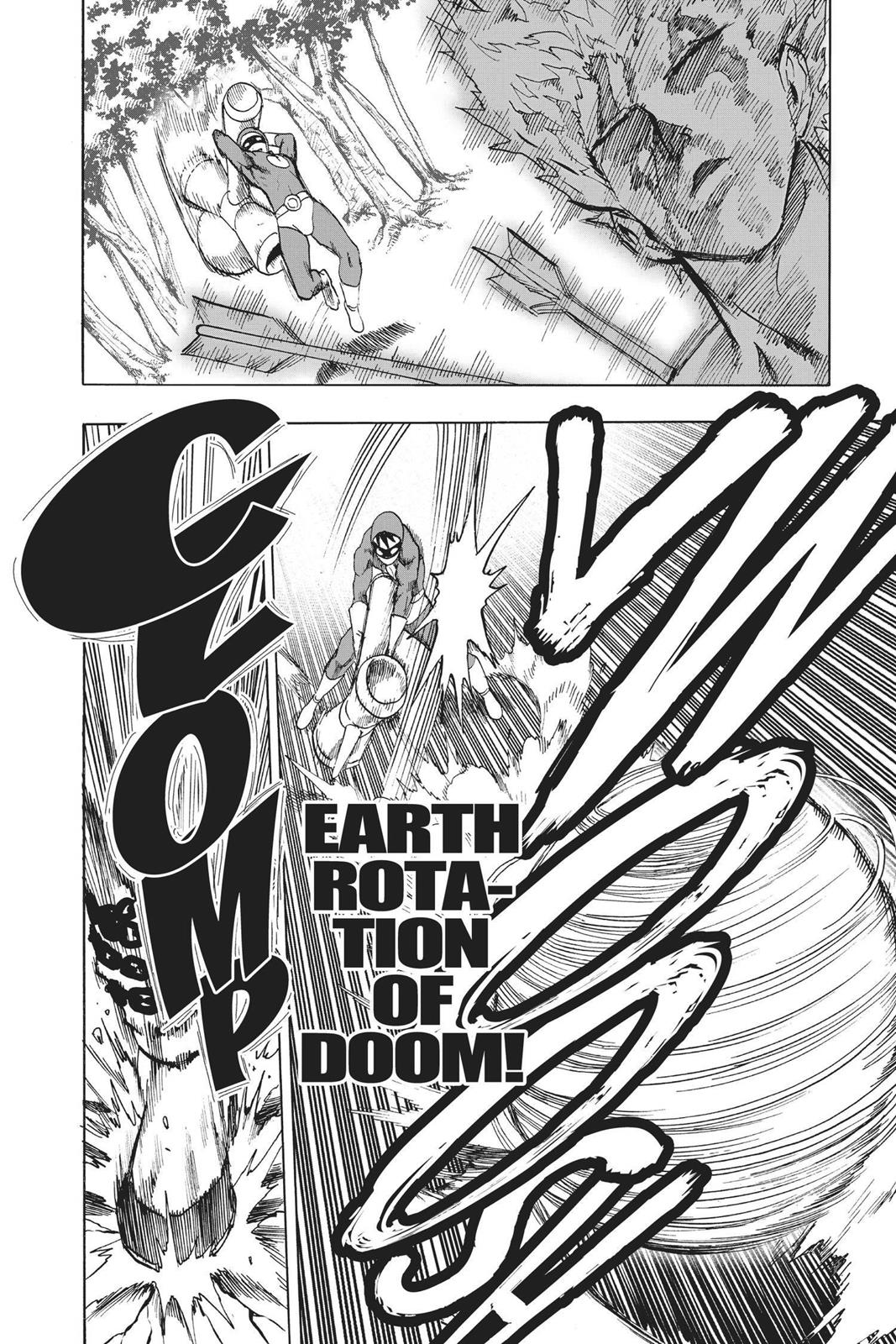 One-Punch Man, Chapter 82 image 008