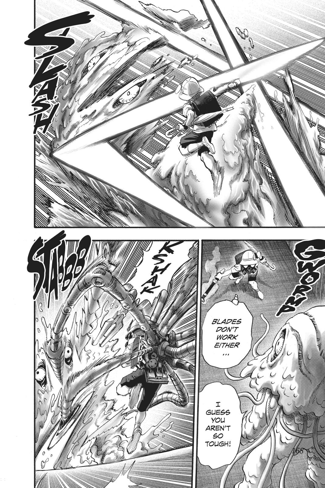 One-Punch Man, Chapter 100 image 024