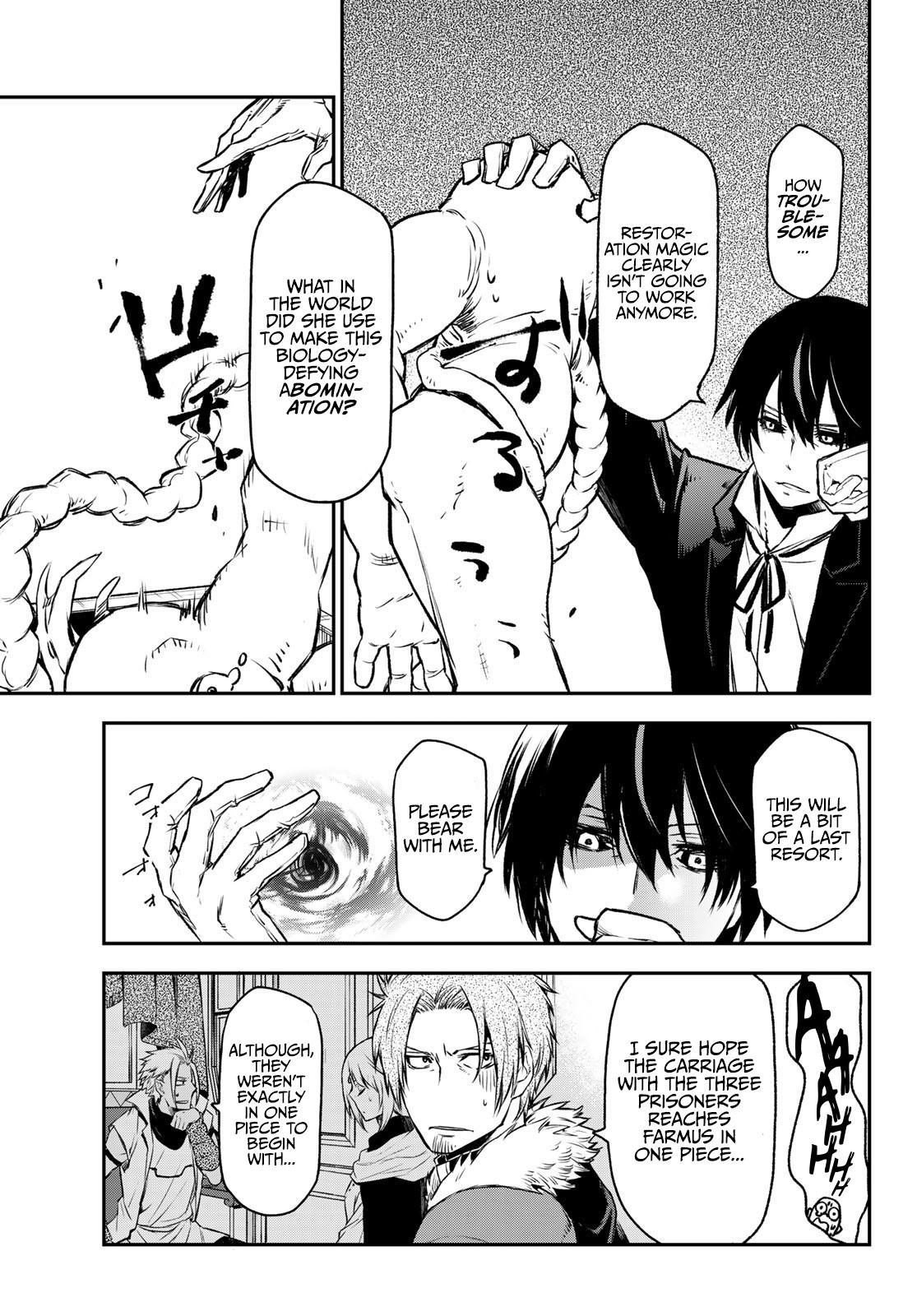 Tensei shitara Slime Datta Ken, Chapter 82 image 041