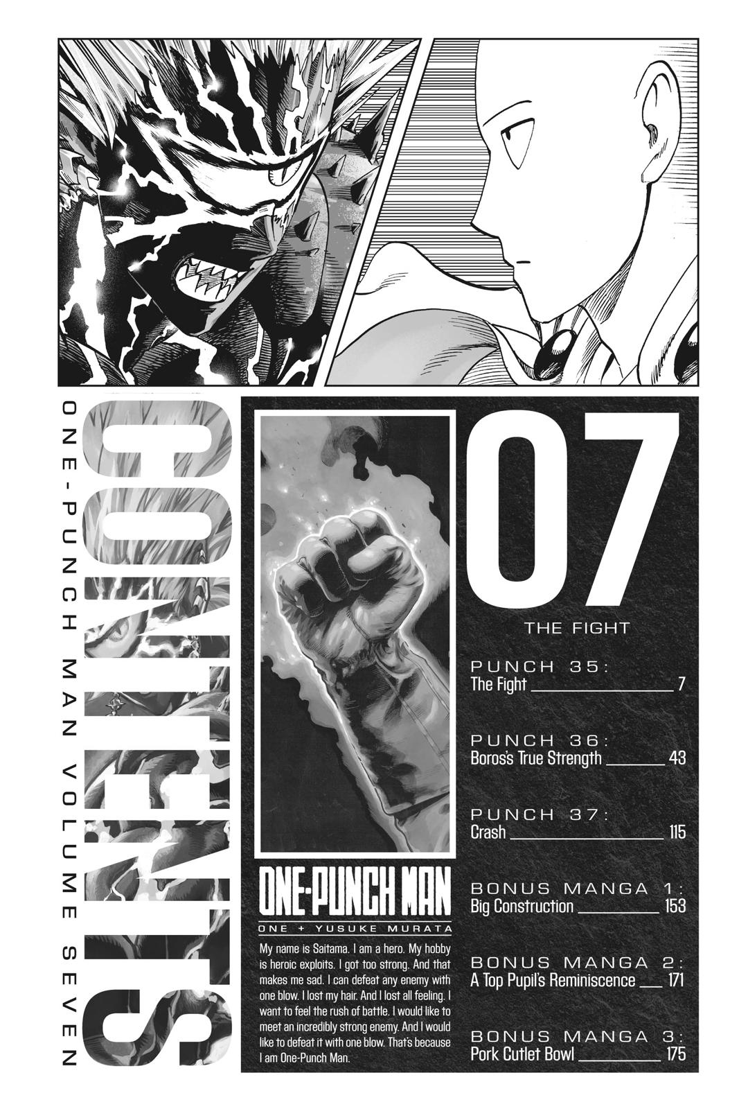 One-Punch Man, Chapter 35 image 006