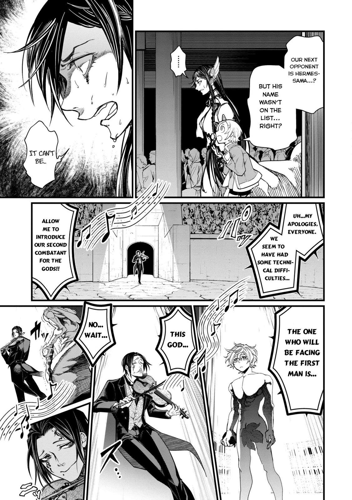Shuumatsu no Valkyrie, Chapter 8 image 008