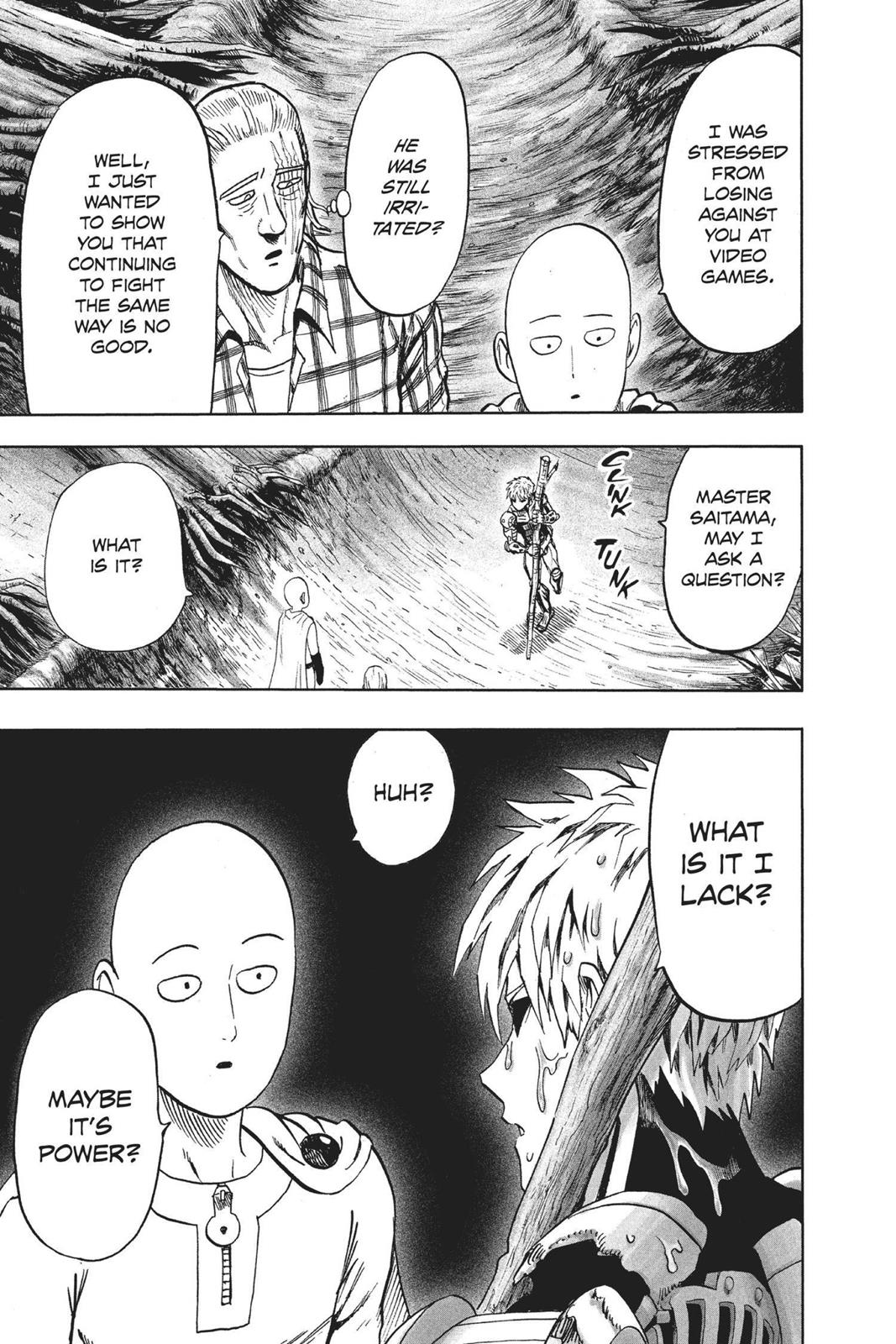 One-Punch Man, Chapter 85 image 113