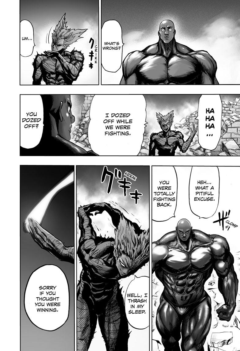 One-Punch Man, Chapter 124.2 image 009