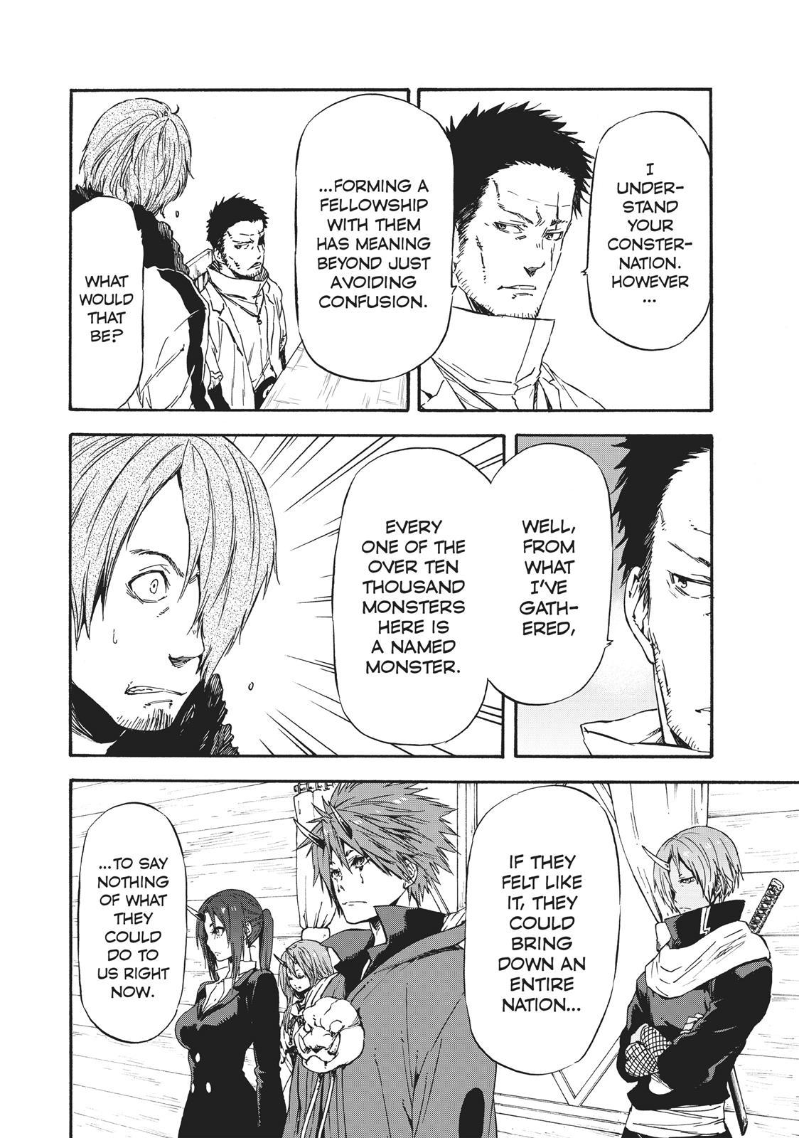 Tensei shitara Slime Datta Ken, Chapter 35 image 004