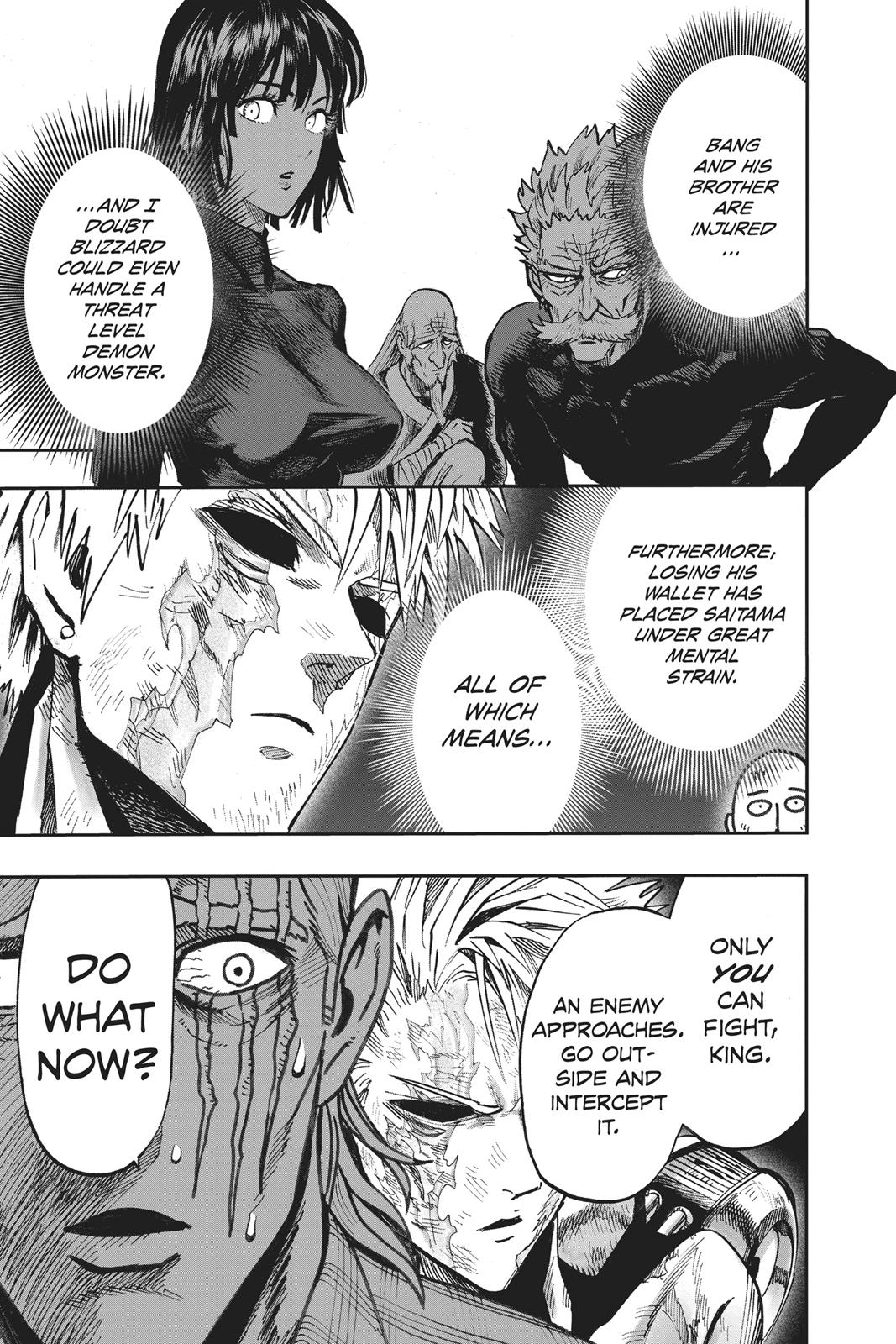 One-Punch Man, Chapter 90 image 015