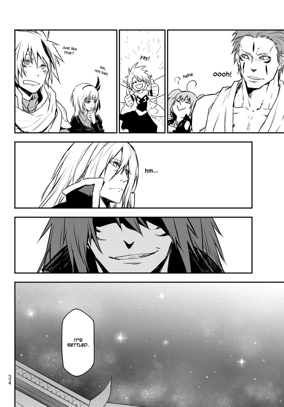 Tensei shitara Slime Datta Ken, Chapter 86 image 022