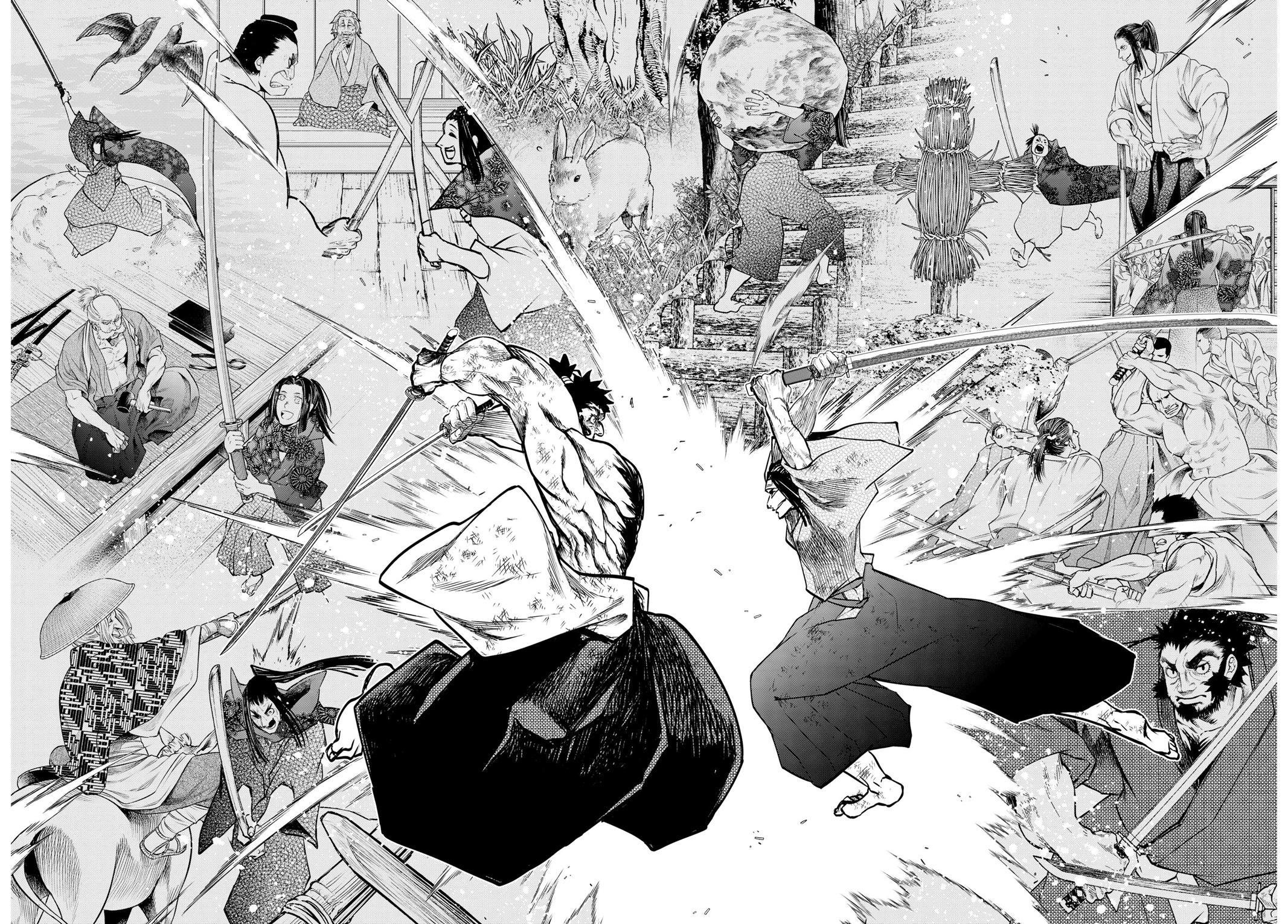 Shuumatsu no Valkyrie, Chapter 18 image 042