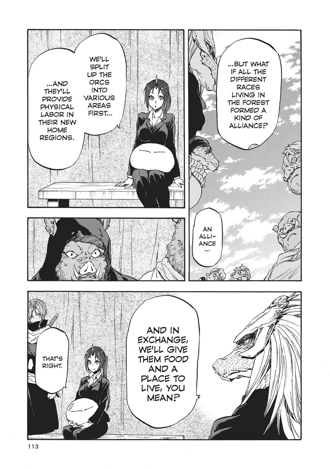 Tensei shitara Slime Datta Ken, Chapter 26 image 013