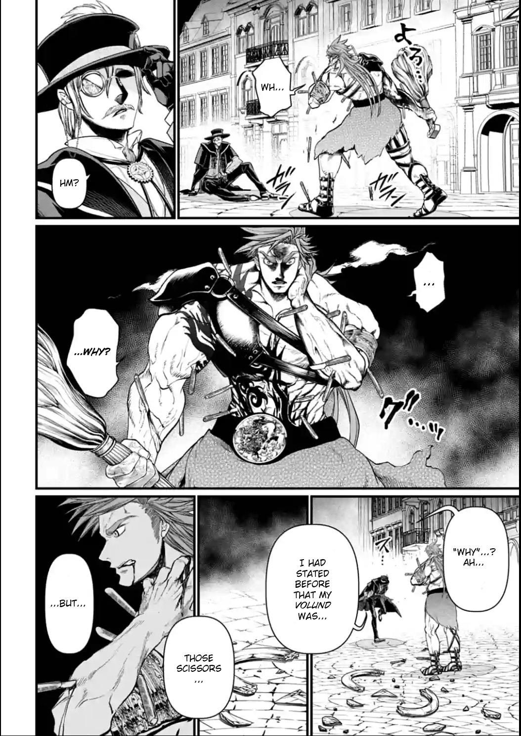 Shuumatsu no Valkyrie, Chapter 21 image 038