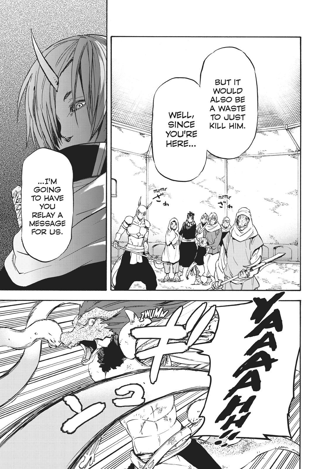 Tensei shitara Slime Datta Ken, Chapter 21 image 019