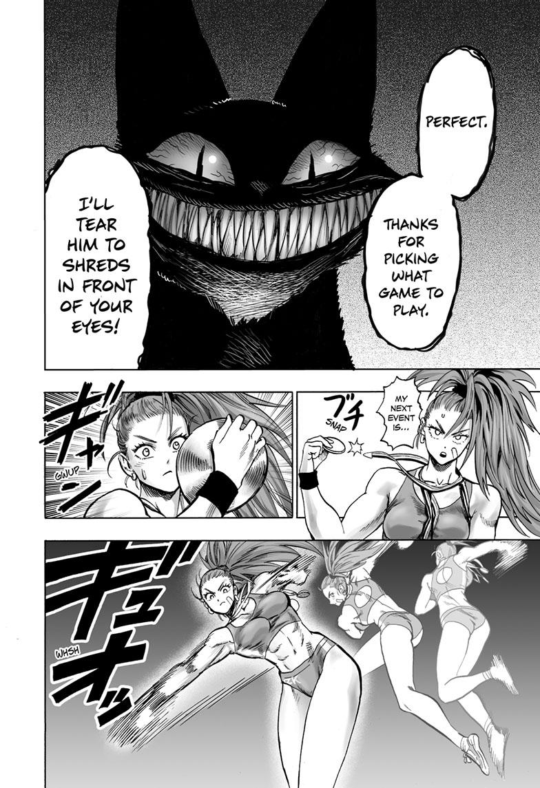 One-Punch Man, Chapter 114 image 016