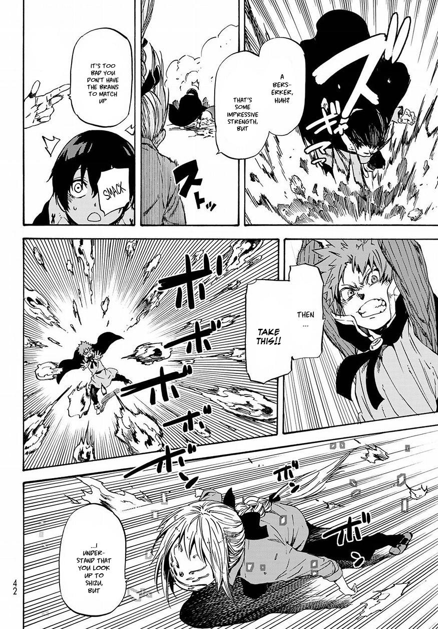 Tensei shitara Slime Datta Ken, Chapter 47 image 028